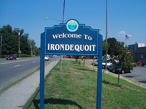 Welcome to Irondequoit, NY