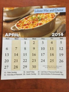 "April 2014's ""Recipe of the Month"" - Lobster Mac and Cheese"